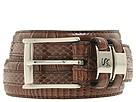 Stacy Adams Belts - 6-027 (Cognac Antic Brush Off) - Accessories