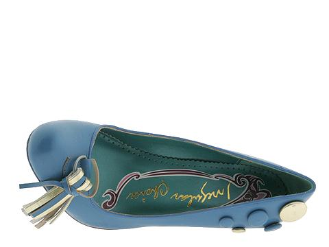 Irregular Choice Ziggy (Blue) - Pumps :  stylish designer heels shoes