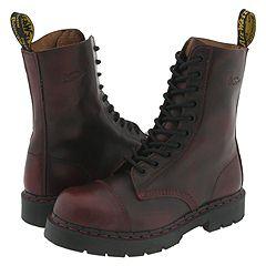 Dr. Martens - 8267 (Red Vintage) Boots
