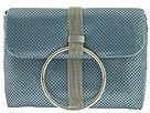 Buy Whiting & Davis Handbags - Satin Mesh Clutch (Satin Blue) - Accessories, Whiting & Davis Handbags online.