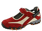 Allrounder by Mephisto - Niro (Red Suede/Camel Mesh) - Footwear