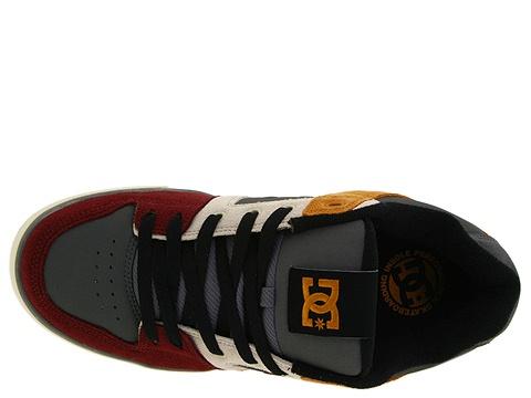 dc滑板鞋标志
