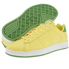 Reebok Lifestyle NPC Platinum Low Black/Green - Tennis at Zappos.com Shoes & Fashion.