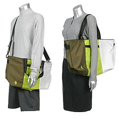Timbuk2 Cargo Tote (Large) (Olive/Chartreuse/White) - Shopper :  designer collection tote shopping bag murse