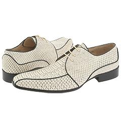 Stacy Adams Bellagio (Natural Snake Print Leather) - Stacy Adams Men's Footwear