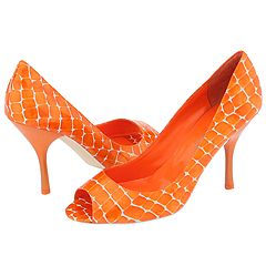 Maylie from Enzo Angiolini   The color is bright!  Click!