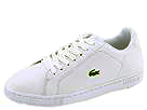 Lacoste - Carnaby R2 (White/White) - Footwear