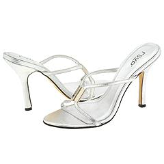 rsvp Patricia (Silver Leather) - Dress Sandals
