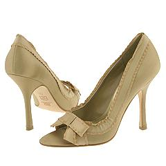 J Lo Erika Satin (Pink Satin) - Ornamented Dress Shoes :  designer accessories shoe shoes dressy