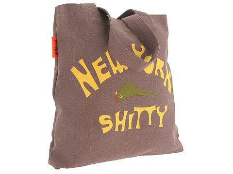 Parcel Handbags Animal Crackers Book Tote (New York Shitty) - Tote