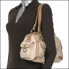 Kathy Van Zeeland Charmed Life Large Pocket Satchel  :  handbag contest1
