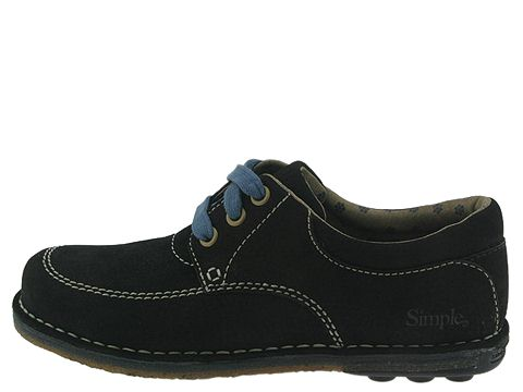 Simple Feemail (Black) - Zappos.com :  simple shoes black oxfords shoes