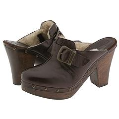 Frye Ella Buckle (Dark Brown) - Frye Women's Footwear