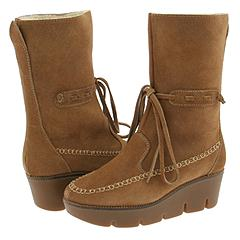 KORS Michael Kors - Sagitta (Natural Oiled Sport Suede) - Footwear