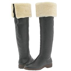 Michael Kors sherpa-lined riding boots