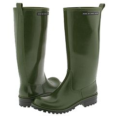 Marc by Marc Jacobs 664261 (Army Rubber) - Rain Casual Boots
