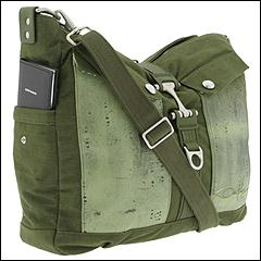 Oakley Hobo (Fern) - Cross Body :  messenger bag fern hobo