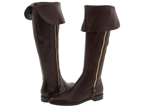 Sergio Rossi Eiffel Cordovan - Footwear