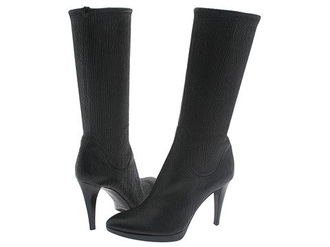 Sergio Rossi Linda Stretch Nero - Footwear