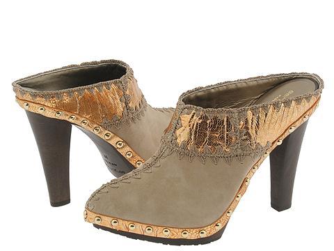 Sergio Rossi Oland Talpa/Struzzo - Footwear