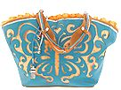 Loop Design - Ipanema Isabeli Beach Bag (Turquoise) - Handbags