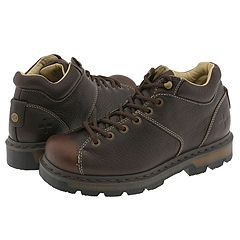 Dr. Martens - Kyle 6 Eye 1 Hook Boots (Bark Grizzly)