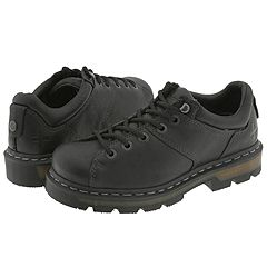Dr. Martens - Kyle 5 Eye 1 Hook Shoes (Black Grizzly)