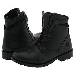 Dr. Martens - Re-Boots 1460 (Black Buffalino) Boots