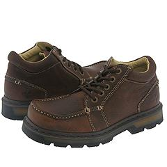 Dr. Martens - Kyle 5 Eye Moc Toe Boots (Bark Grizzly)