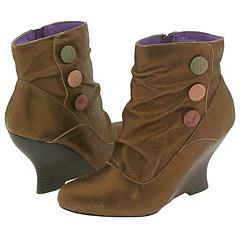 kenzie Helwig (Anti-Gold Suede) - kenzie Footwear :  suede kenzie footwear traffic