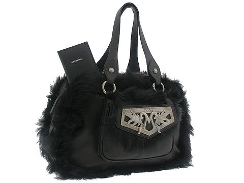 Moschino Scozia Borsa Tracolla Shoulder Bag Black - Bags and Luggage