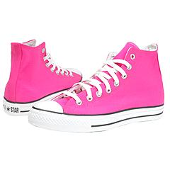 Converse - All Star Specialty Neon Hi (Neon Pink) - Men's