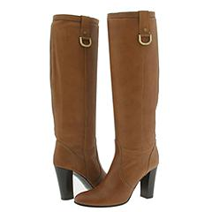 Rafe New York Simpson (Cognac Tompkins Leather) - Knee-High Dress Boots