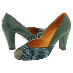 Faryl Robin Karina (Green Multi) - Faryl Robin Women's Collection