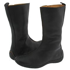 Born Andorra (Black) - Casual Boots :  black casual born andorra black - casual boots boots
