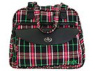 Dakine - Valet (Pink Plaid) - Bags and Luggage