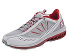 New Balance - WX8515 (Silver/Red) - Footwear