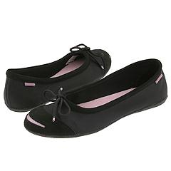 Converse Jack Purcell® Dance Slip (Black/Mauve Shadows) - Casual Flats :  black office shoes ballet
