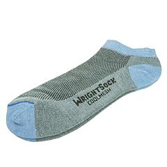 Wrightsock - Coolmesh Lo Double Layer 6-Pack (Denim) - Accessories