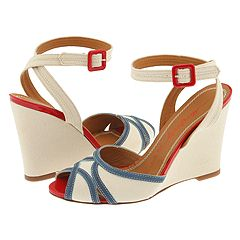 MISS SIXTY - Paloma (White/Blue) - Footwear