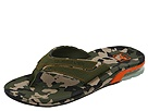 Quiksilver - The Decision (Camo/Orange) - Footwear