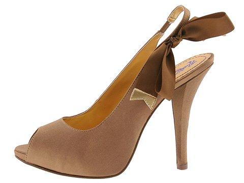 Hale Bob Melanie (Champagne) - Hale Bob Footwear :  melanie gorgeous heels sandals