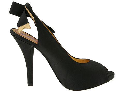 Hale Bob Melanie (Black) - Hale Bob Footwear