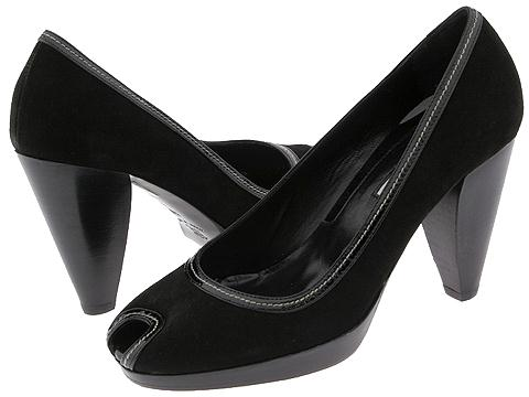 Via Spiga - Laurent (Black Crosta) - Footwear