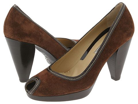 Via Spiga - Laurent (Brown Crosta) - Footwear