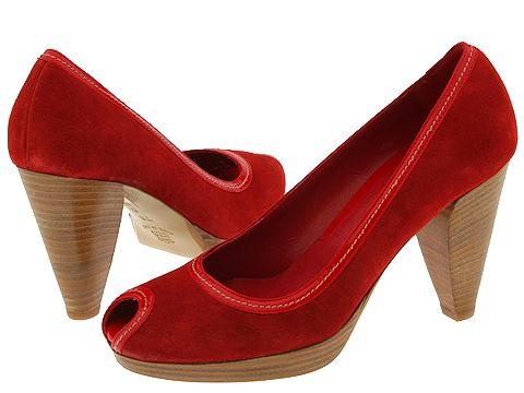 Via Spiga - Laurent (Red Crosta) - Footwear