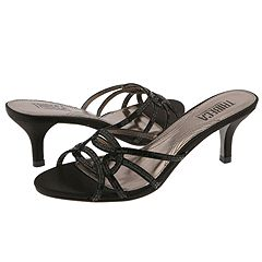 Tribeca Special One (Black) - Heel Dress Sandals :  tribeca black heel sandals