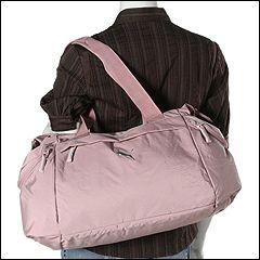 PUMA Fitness Sports Bag (Woodrose/Limestone) - PUMA Women's