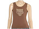 Onitsuka Tiger by Asics - Basic Tank Top (Cocoa) - Apparel
