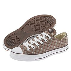 Converse Chuck Taylor® All Star® Original Skate Plaid Ox